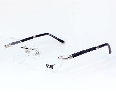 lunettes de vue mont blanc mb397 016 53 visionet