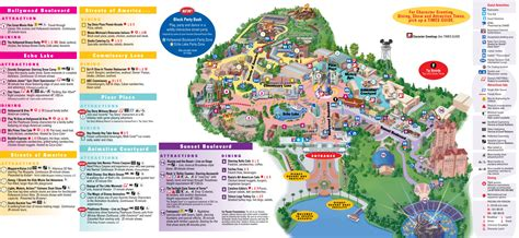 map of studios studios map 2016 pictures to pin on pinsdaddy