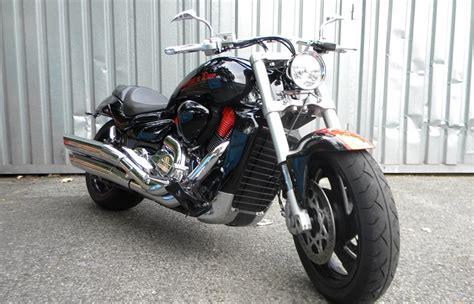 Motorrad Tank Zierstreifen Lackieren by Umgebautes Motorrad Suzuki Vzr 1800 Von Mansour