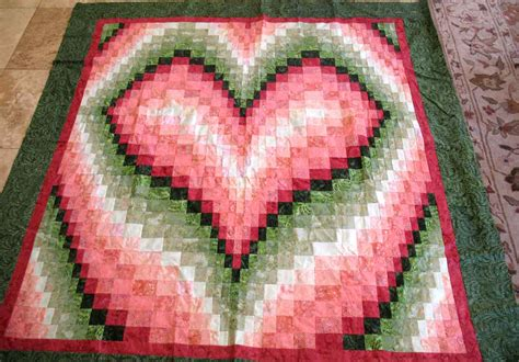 How To Make A Bargello Quilt by Bargello Quilt Carla Barrett