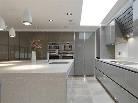 Designer Fitted Kitchens aluminium u channel kitchens blok designs ltd