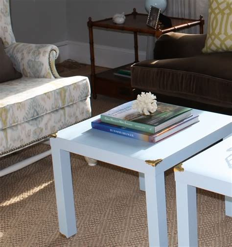 ikea end table hack 25 genius ikea table hacks