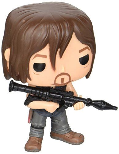 Funko Pop The Walking Daryl Dixon With Rocket Launcher Figure funko pop television the walking dead daryl rocket import it all