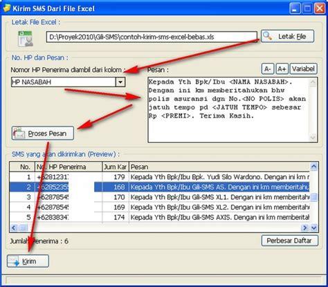 format excel ke jpg sms sms file excel sms massal excel kirim sms dari excel