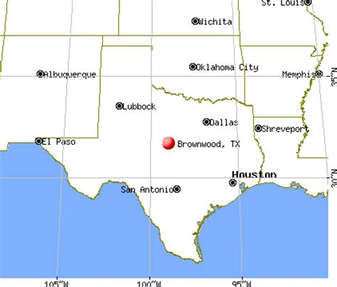 map of brownwood texas brownwood texas tx 76801 76802 profile population maps real estate averages homes