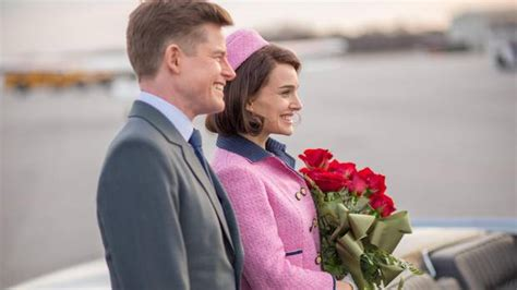 john f kennedy biography movie movie reminds the world of jackie kennedy s coolly