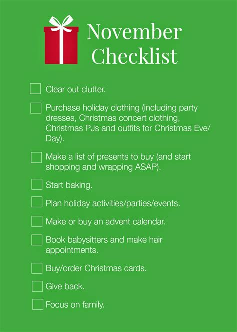 things to do in s day east coast 10 things to do in november to prepare