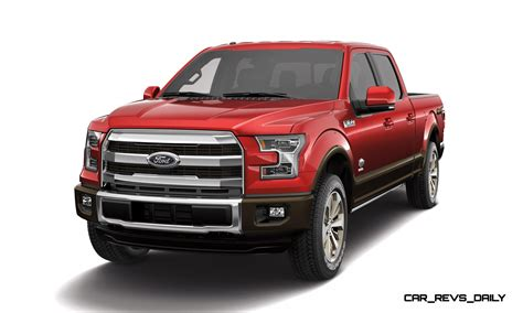 Update1 - 2015 FORD F-150 Style Guide To Trims and Option ... F 150 2015