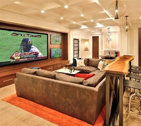 10 chic basements by candice olson decorating and design 10 chic basements by candice olson men cave cave and bar