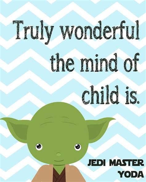 printable yoda quotes 8x10 print digital image only yoda quote child