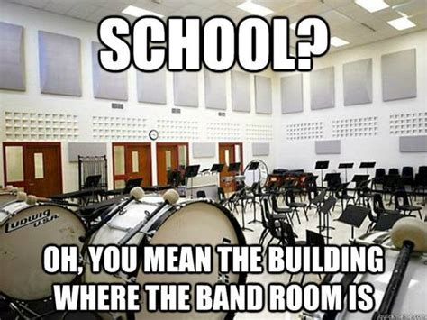 Funny Marching Band Memes - be ready memes and geek meme on pinterest