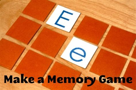 make a house game memory game homemade christmas gifts the happy housewife home management