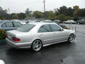 Mercedes On Mercedes W210 E55 Amg On 19 Quot Dpe Wheels Benztuning