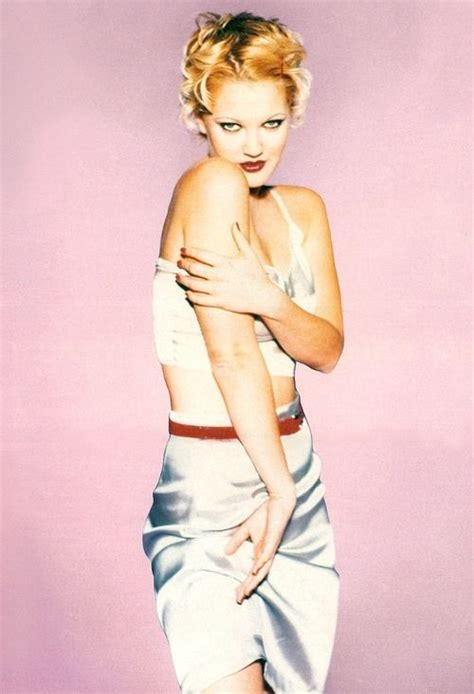 Miu Miu Ad Caign Flashback Drew Barrymore by All That Skin And Shine Drew Barrymore For Miu Miu Prada