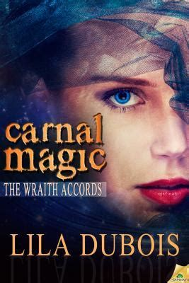 the wraith books book for tour carnal magic the