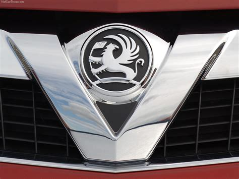 Vauxhall Vectra Picture 26 Of 27 Emblem Logo My 2006
