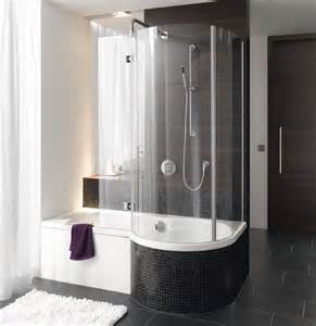 Showers Over Baths Ideas Dusche Mit Badekomfort Von Bette Ger 228 Umige Dusche