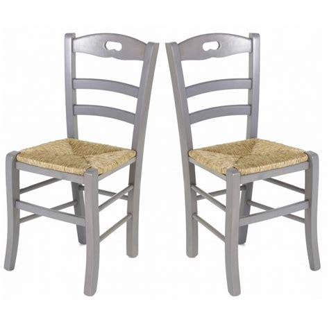 chaises cuisine couleur davaus chaise cuisine grise avec des id 233 es