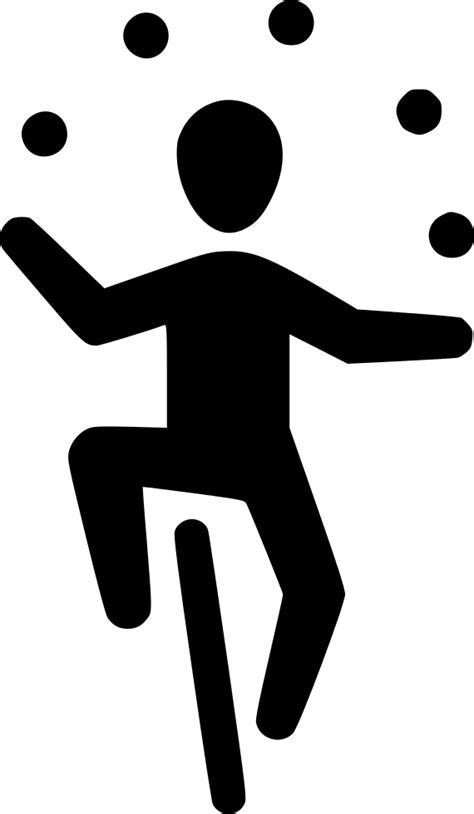juggler svg png icon