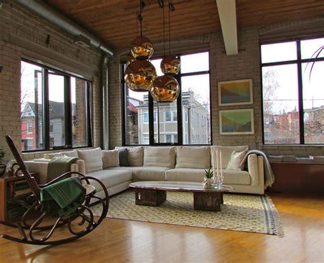 loft living rooms industrial loft industrial living room toronto by