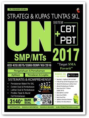 Smart Buku Ujian Sekolah Untuk Smp Mts 2017 2018 genta smart publisher strategi dan kupas tuntas skl un smp mts 2017