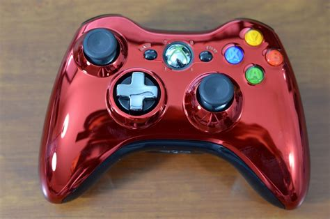 google images xbox controller chrome series xbox 360 controller red youtube