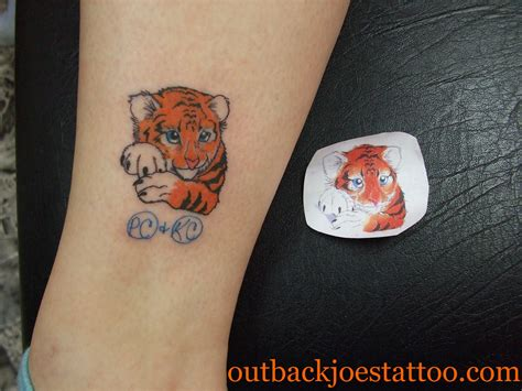 cute tiger tattoo designs tiger images designs