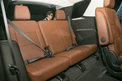 Third Upholstery by 2018 Chevrolet Traverse Redesign Auto Review 2017 2018