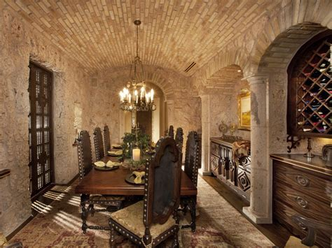 tuscan style dining room photos hgtv