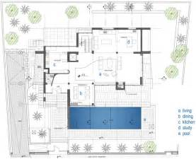 Modern Houses Floor Plan Modern Contemporary Home Floor Plans Large Modern
