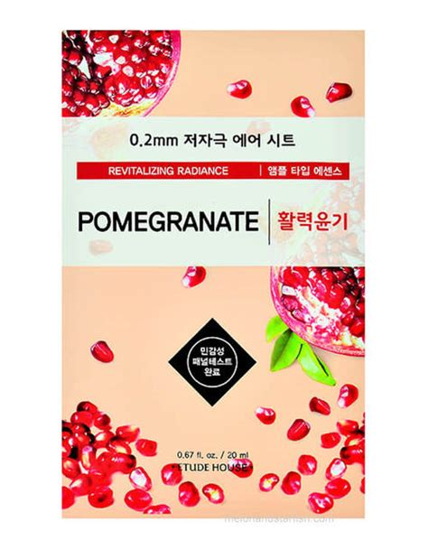 Etude House 0 2mm Therapy Air Mask Sheet Kecantikan Wanita shop sheet masks collection melon starfish