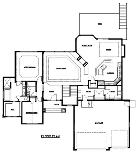Large Home Floor Plans by Arizona Large Master Suite Large Master Suite Floor Plans Floor Plans With Garage Mexzhouse Com