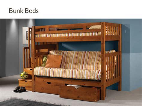 Organic Bunk Bed Mattress by Futon Mattress Houston