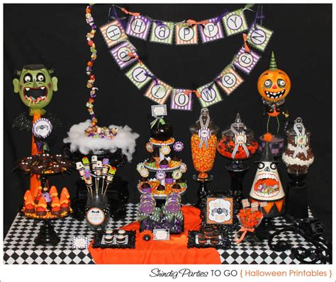 halloween party ideas wednesday s wowzers a bit of everything oopsey daisy