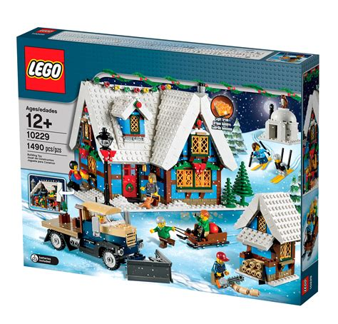 lego winter cottage toys n bricks lego news site sales deals reviews