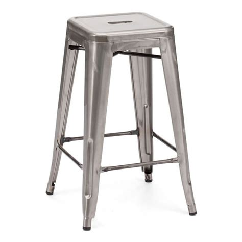 Kitchen Counter Stool Height by Counter Height Gunmetal Stool Kitchen