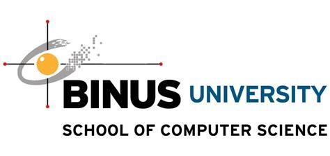 logo binus school  computer science