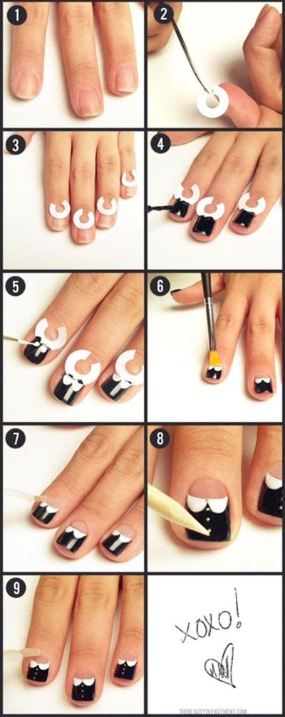 tutorial nail art for beginner easy nail art tutorials 2013 2014 for beginners