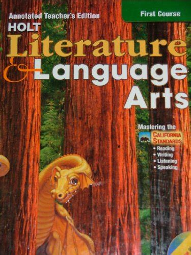 0030651026 holt literature and language arts holt literature and language arts first course