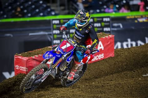 San Diego 2 Supercross Race Results 2016 Dirt Rider