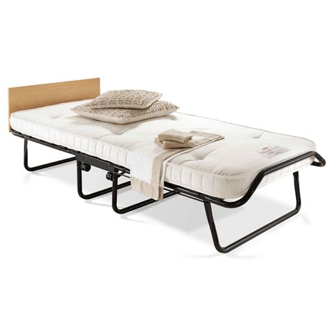 folding mattress bed opulence folding bed with pocket mattress