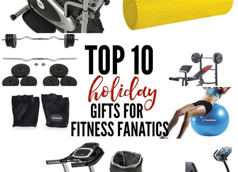 top ten holiday gifts for fitness fanatics from sears