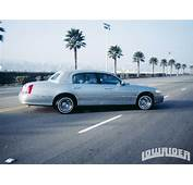 Lincoln Town Car Lowrider Hopping  Image 87