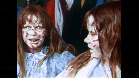 the exorcist film headspin the exorcist head spinning dummy youtube