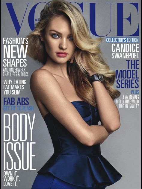 To Be A Magazine Cover Model by The Highest Paid Models In The World And Their Recent