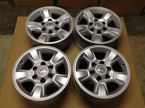 Toyota Wheels For Sale For Sale Set Of Four Toyota 4runner 16 Quot Rims Toyota