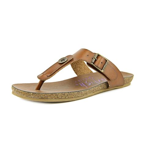 blowfish sandals blowfish greco womens leather thongs sandals shoes ebay