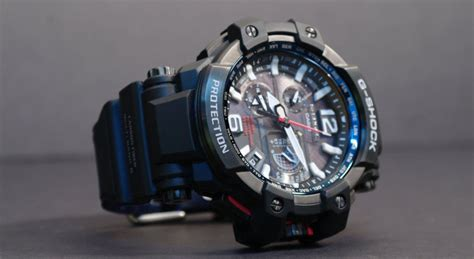 g sock gwp1000 1 casio g shock gravity master gpw 1000 1a review