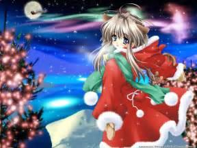google background themes anime anime christmas google skins anime christmas google
