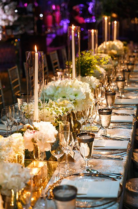 wedding table decoration ideas with candles intimate candle inspiration preowned wedding